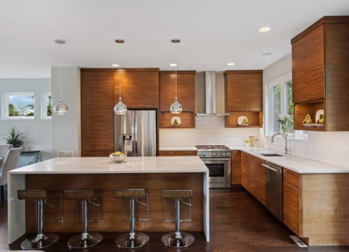 How To Clean Moldy Wood Cabinets: Advice for homeowners