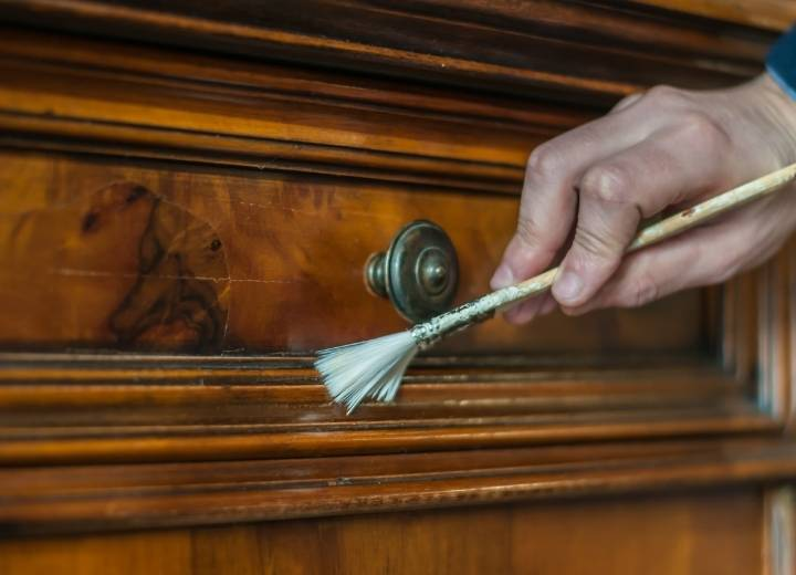 How to Clean Antique Wood Furniture Naturally