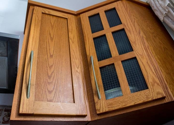 How to Clean Wood Cabinets andMake Them Shine