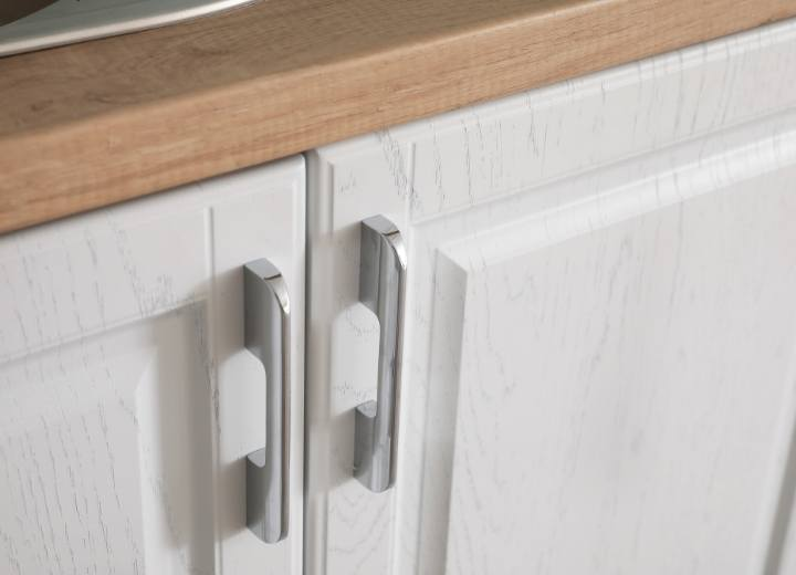 How To Clean White Painted Wood Cabinets
